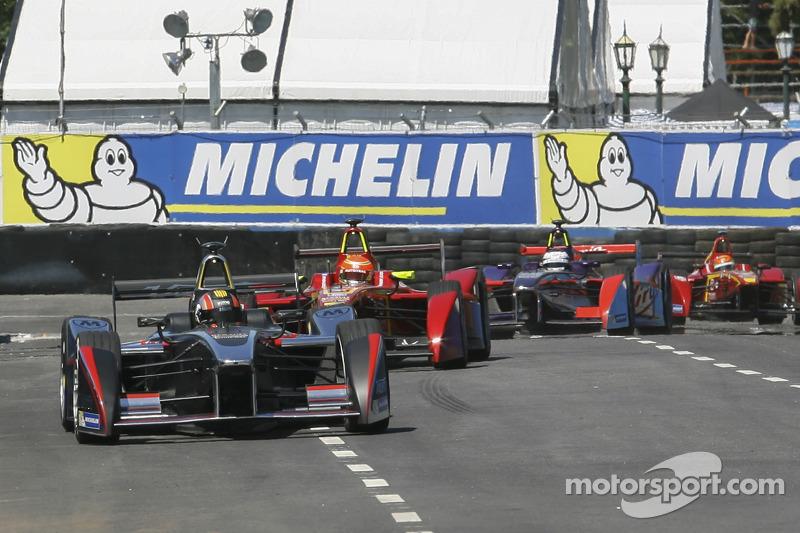 Оріол Сервія, Dragon Racing Formula E Team Нельсон Піке мол.., China Racing Formula E Team Сем Бьорд