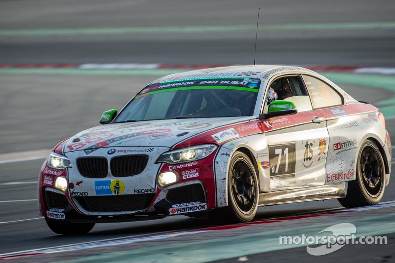 #71 Securtal Sorg Rennsport BMW M235i Racing Cup: Seppi Stigler, Lars Zта er, Andreas Sczepansky, Ch