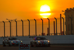 #17 Ruffier Racing, Porsche 997 Cup: Patrice Lafargue, Paul Lafargue, Gabriel Abergel