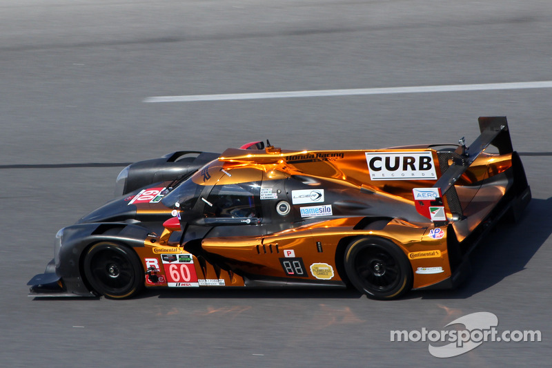 #60 Michael Shank Racing з Curb/Agajanian Ligier JS P2 Honda: Джон Пью, Освальдо Негрі, Ей-Джей Олмендінгер, Мет МакМуррі