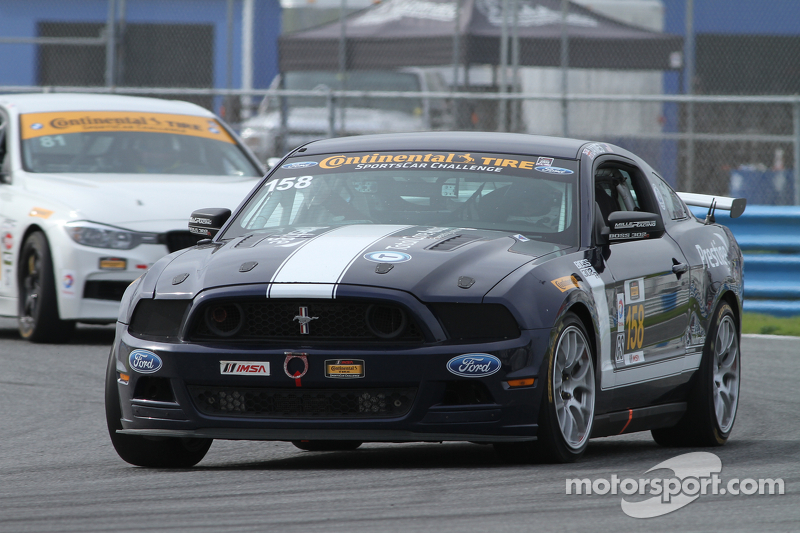 #158 Multimatic Motorsports, Mustang Boss 302R: Jade Buford, Ian James, Austin Cindric