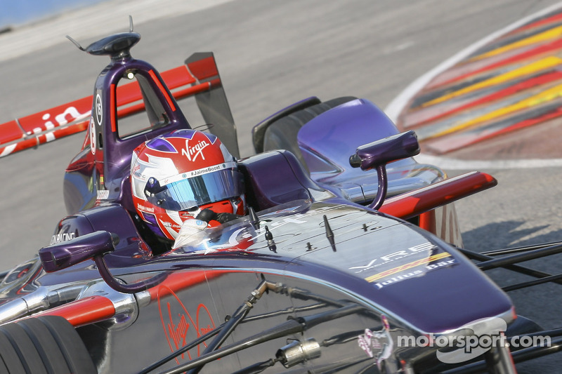 Jaime Alguersuari, Virgin Racing