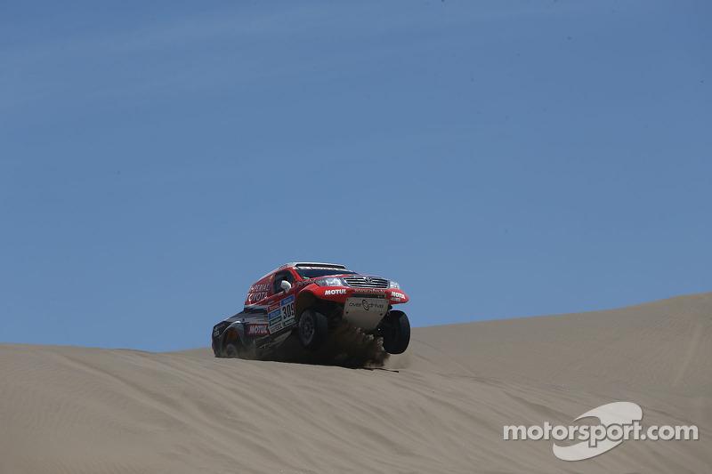 #309 Toyota: Christian Lavieille, Pascal Maimon