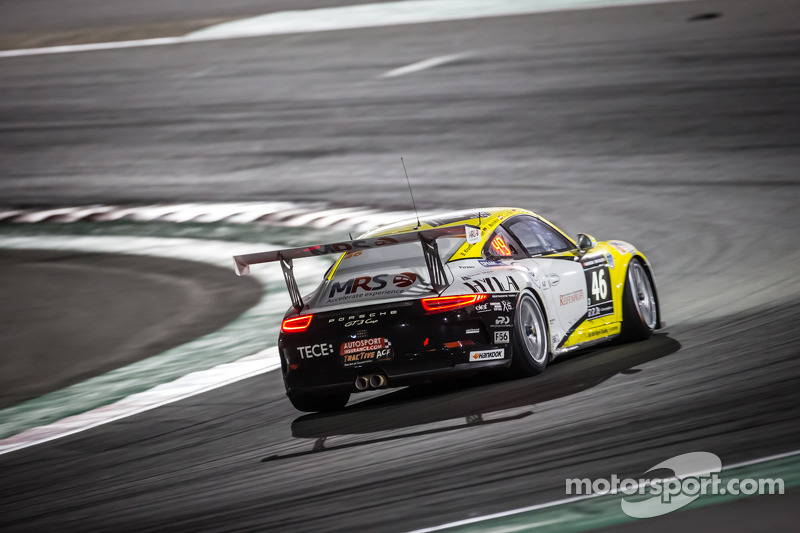 #46 MRS GT-Racing Porsche 991 Cup: Siegfried Venema, Chris le Bon, Ilya Melnikov, Bassam Konfli, Eli