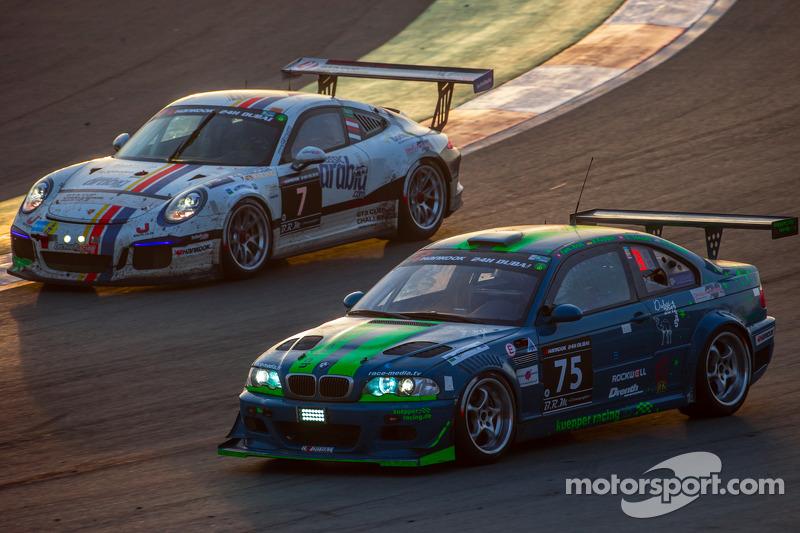 #7 Lechner Racing,中东保时捷991杯: Fahad Algosaibi, Clemens Schmid, Klaus Bachler, Jaap van Lagen, #75 Hof