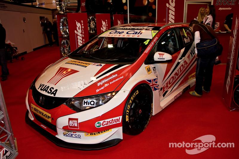 Matt Neals BTCC-Honda