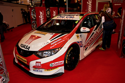 Matt Neals Honda Britsh Touring Car
