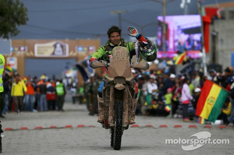 #60 Kawasaki: Patricio Cabrera