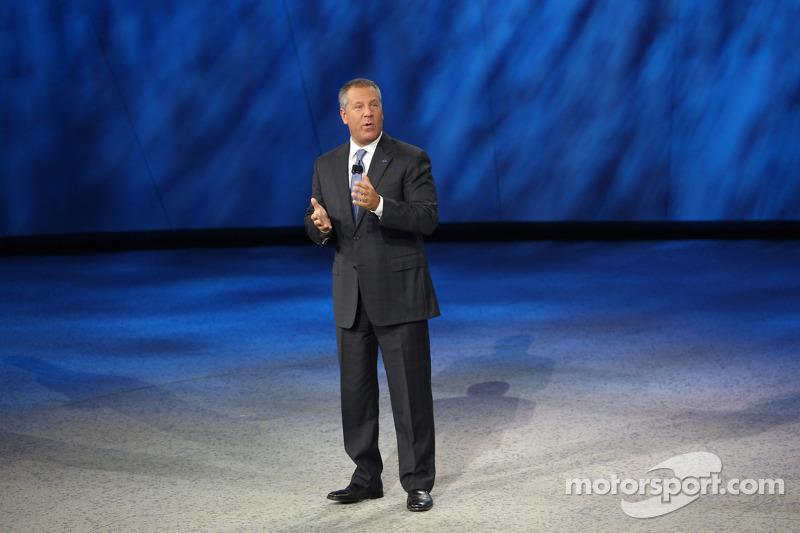 Joseph Hinrichs, Amerika-Präsident der Ford Motor Company