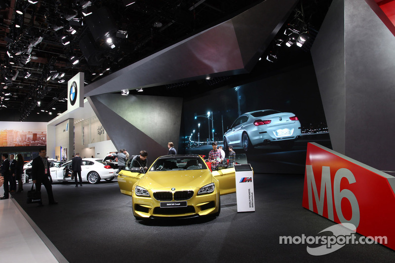 BMW-Stand