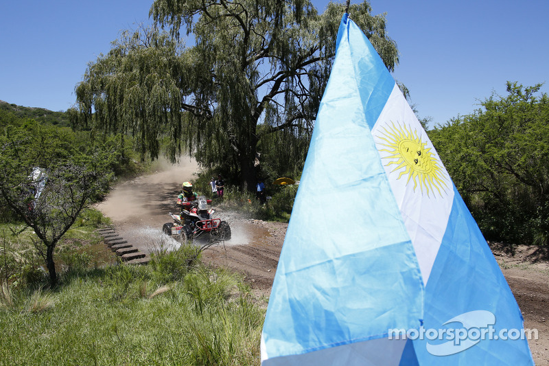 #265 Yamaha: Santiago Hansen