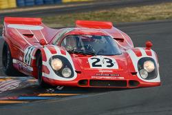 Première place dans la catégorie Le Mans Classic : photo de Marc Fleury
