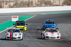 #60 Speedlover Porsche 991 Cup: Philippe Richard, Pierre-Yves Paque, Vincent de Spriet, Yves Noel, #