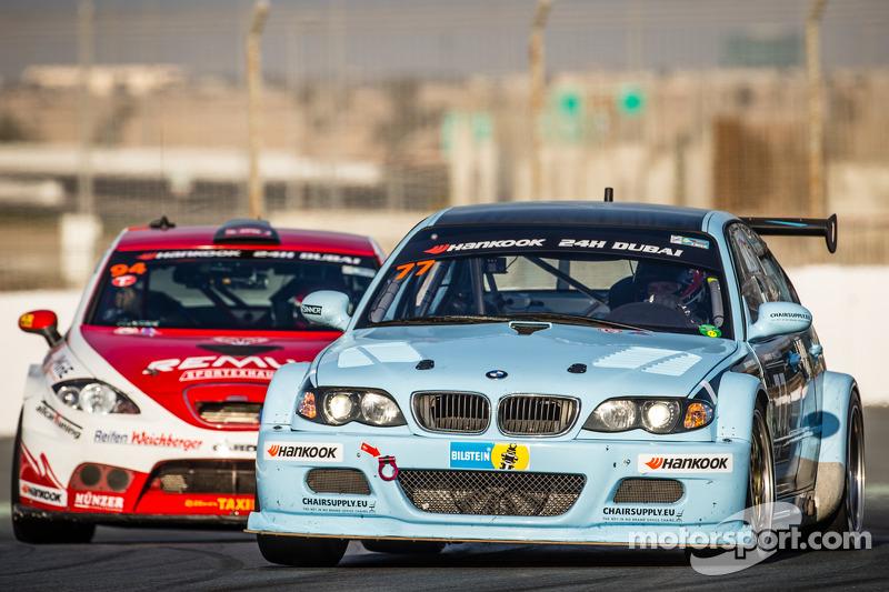#77 JR Motorsport,宝马E46 GTR: Bob Herber, Martin Lanting, Ben Gill, Mark Jaffray