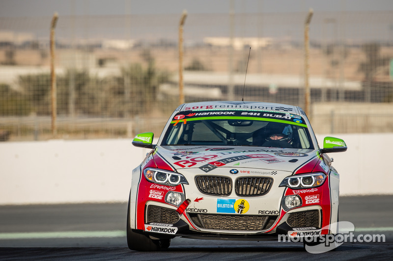 #71 Securtal Sorg Rennsport BMW M235i Racing Cup: Seppi Stigler, Lars Zander, Andreas Sczepansky, Christian Konnerth