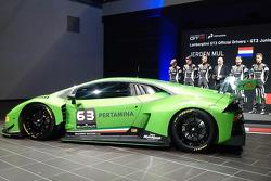 Lamborghini Huracan GT3 unveil