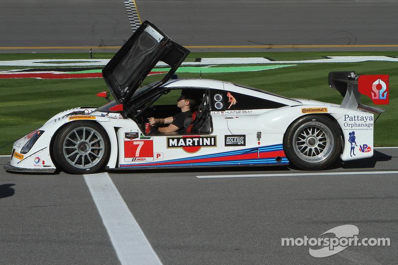 #7 Starworks Motorsport Riley MK XX
