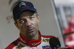 Sébastien Loeb, del Citroën Total Abu Dhabi World Rally Team