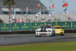 #78 Edge Motorsports Mustang Boss 302 R Pilotları: Chris Beaufait, Bob Michaelian