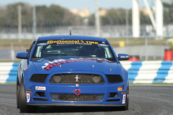 #2 Jim Click Racing, Mustang Boss 302R: Mike McGovern