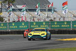 #99 Automatic Racing, Aston Martin: Rob Ecklin, Steve Phillips, Dave Russell