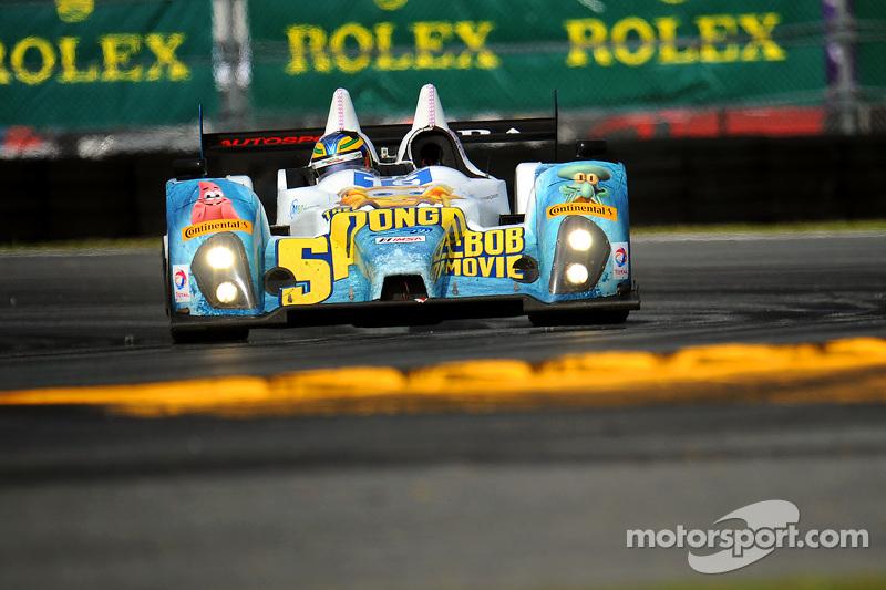 #16 BAR1 Motorsports, Oreca FLM09: Johnny Mowlem, Tom Papadopoulos, Tomy Drissi, Brian Alder, Martin