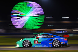 #17 Team Falken Tire 保时捷911 GT3 RSR: Wolf Henzler, Bryan Sellers, Patrick Long