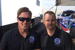 Mike Neff et Tim Fabrisi