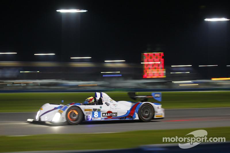 #8 Starworks Motorsport, ORECA FLM09: Mirco Schultis, Renger van der Zande, Alex Popow, Mike Hedlund