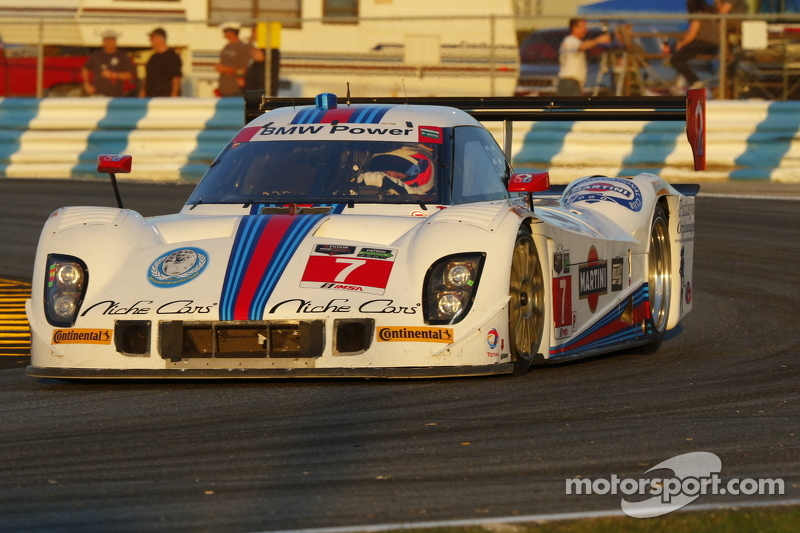 #7 Starworks Motorsport Riley MK XX: Brendon Hartley, Rubens Barrichello, Ryan Hunter-Reay, Tor Grav