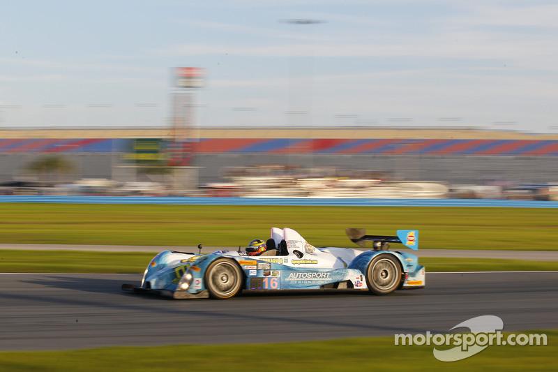 #16 BAR1 Motorsports Oreca FLM09: Johnny Mowlem, Tom Papadopoulos, Tomy Drissi, Brian Alder, Martin Plowman