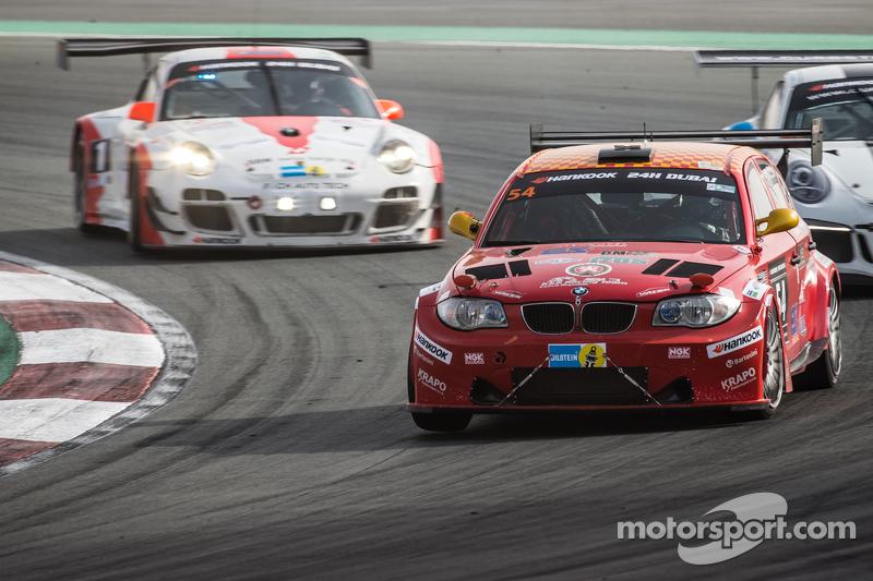 #54 K&K Racing Team & Valek Autosport BMW 130i: Marcel Kusin, Petr Vallek