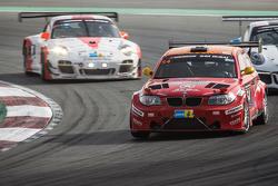 #54 K&K Yarış Takımı & Valek Autosport BMW 130i: Marcel Kusin, Petr Vallek