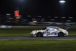 #22 Alex Job Racing,保时捷911 GT America: Cooper MacNeil, Leh Keen, Andrew Davis, Shane van Gisbergen