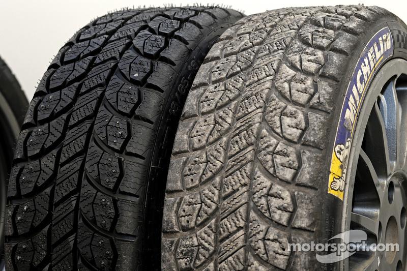 Michelin çivili lastikleri, öncesi ve sonrası