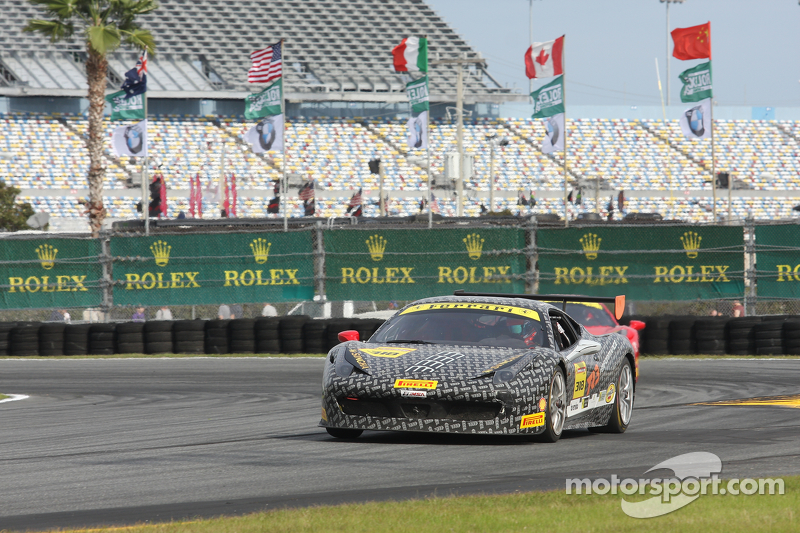 #318 The Collection Ferrari 458: Gregory Romanelli
