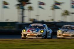 #58 Wright Motorsports Porsche 911 GT America: Madison Snow, Jan Heylen, Patrick Dempsey, Philipp Eng