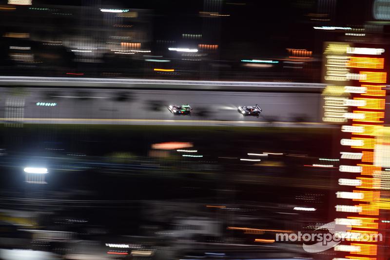 إثارة السباق الليلي