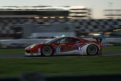 #49 AF Corse, Ferrari 458 Italia: Pasin Lathouras, Michele Rugolo, Rui Aguas, Matt Griffin