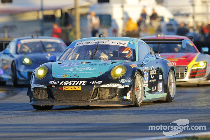 #28 Konrad Motorsport Porsche 911 GT Americas: Lance Willsey, Christian Engelhart, Klaus Bachler, Ch