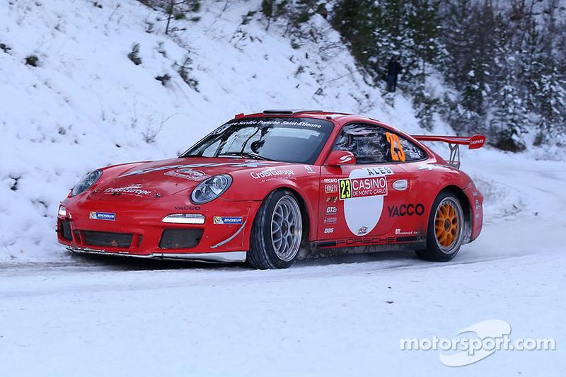Romain Dumas und Denis Giraudet, Porsche 911 GT3 RS 4.0