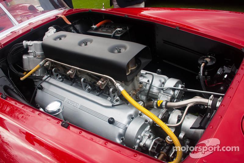 1953 法拉利 375MM PF Spyder