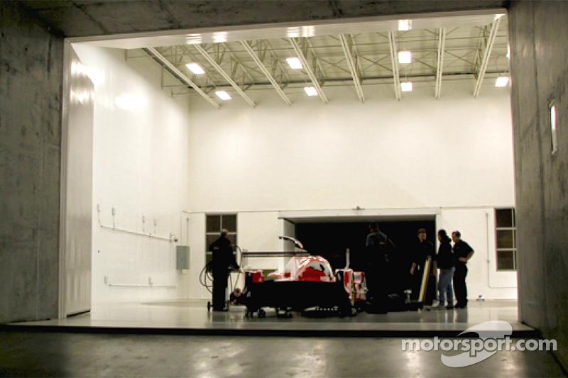 Vorschau auf den Nissan GT-R LM