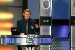 Introduction au Hall of Fame de la NASCAR 2015