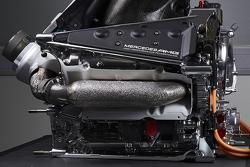 La nouvelle unité de puissance de la Mercedes AMG F1 W06