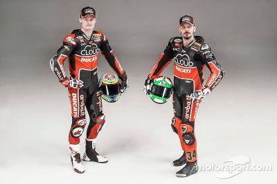 Team Ducati - apresentação