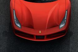 La Ferrari 488 GTB