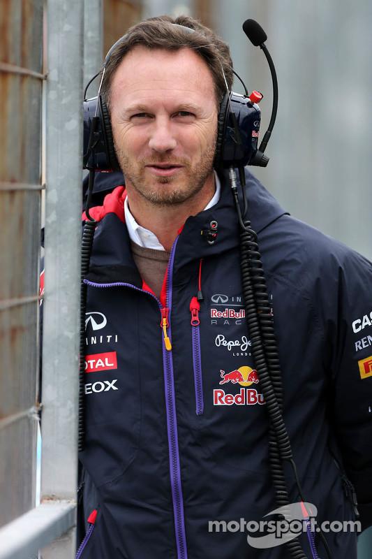 Christian Horner, Diretor esportivo da Red Bull Racing