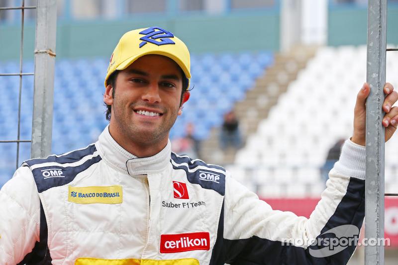 #12 Felipe Nasr