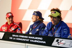 Press conference: Valentino Rossi